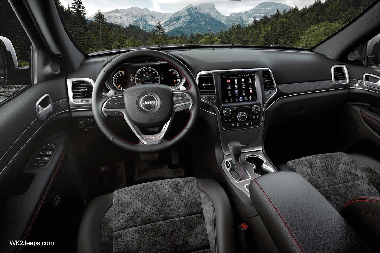 Jeep Grand Cherokee Trailhawk wins interior award - Serpa Chrysler
